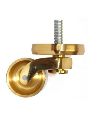 Brass Shallow Coupe de 38mm Coupe du Castor avec boulon fileté