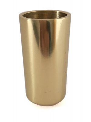 Picasso Polished Brass Slipper Cup