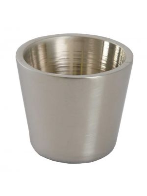 Renoir Brushed Nickle Leg Cup