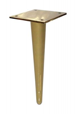 Arran Solid Brass Furniture Legs